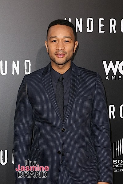 John Legend Urges People To Stop Going to Church: Don't Let These Pastors Kill Your Auntie Or Grandparent