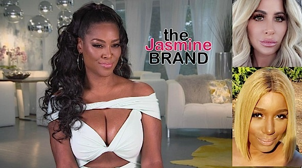 Kenya Moore: NeNe Is NOT Getting $2.5 Million + Kim Zolciak Takes Shots Kenya: You pay for boyfriends!