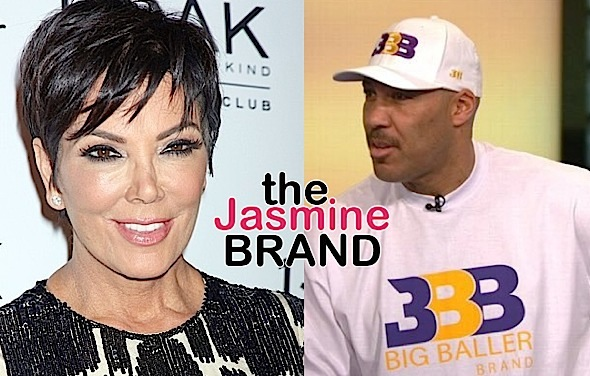 Magic Johnson Compares Lavar Ball To Kris Jenner: She bragged on her daughters & made them lots of money!