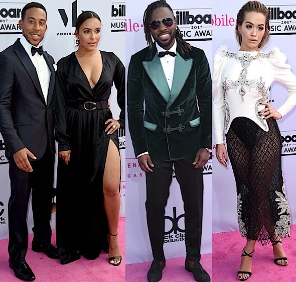 Billboard Music Awards: DJ Khaled, John Legend, Ty Dolla Sign, Jussie Smollett, Rita Ora, Nicole Scherzinger