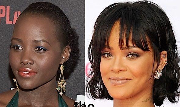 Rihanna & Lupita N'yongo Film Heading To Netflix, Issa Rae & Ava DuVernay On Board