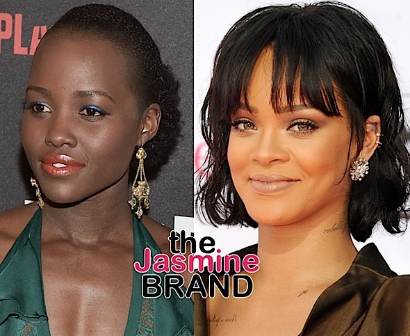 Rihanna & Lupita N'yongo Film Heading To Netflix, Issa Rae & Ava DuVernay On Board