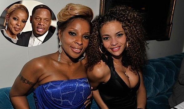 Mary J. Blige Calls Out Ex Husband's Mistress: She's becky with the good hair! [VIDEO]