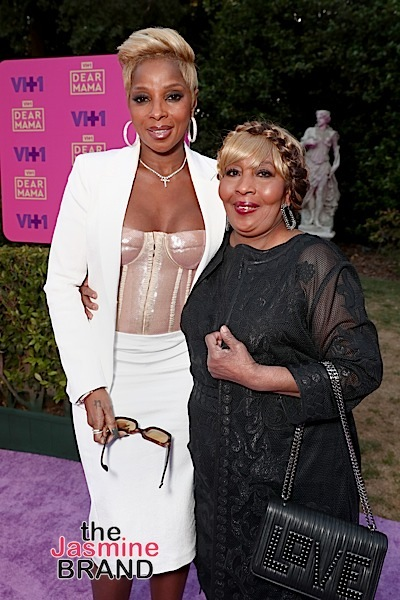 """VH1's """"Dear Mama"""": Halle Berry, Anthony Anderson, Kelly Rowland, Lala Anthony, Robin Thicke & More [Photos]"""