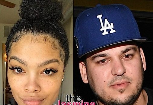 Mehgan James: I did NOT fake a relationship w/ Rob Kardashian!