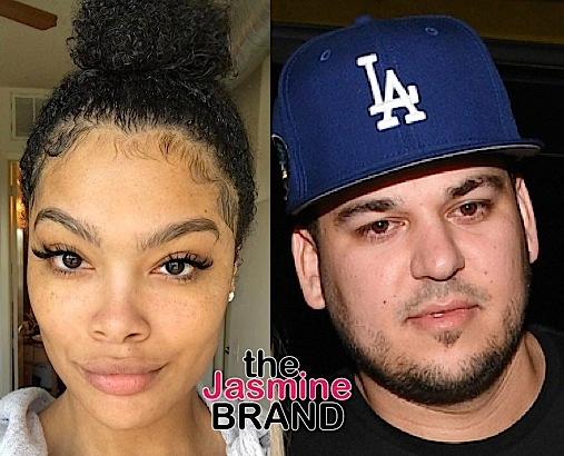 Rob Kardashian Dating Mehgan James?