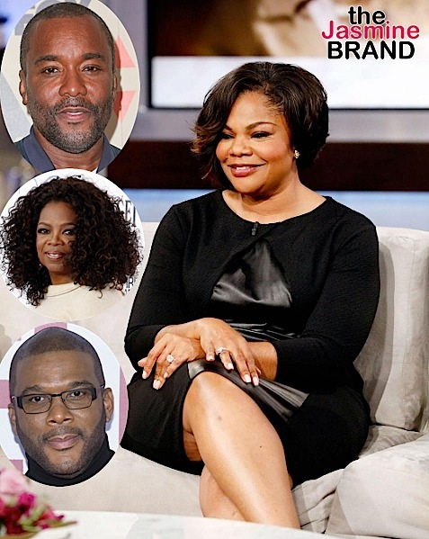 Mo'Nique Drags Oprah, Lee Daniels & Tyler Perry: Suck my d**k!
