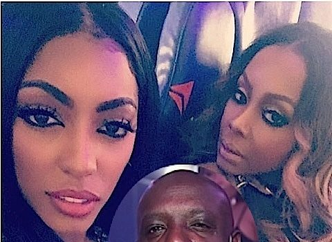 Peter Thomas Sorta Blames Porsha Williams & Phaedra Parks For Divorce