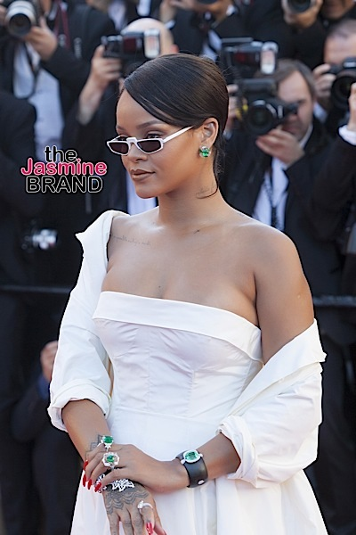 Rihanna Announces 'Fenty Beauty', Celebrates 10th Anniversary [Photos]