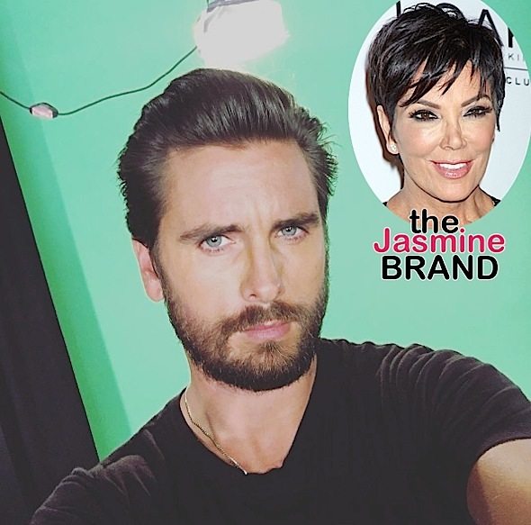 Kris Jenner Producing Reality Show For Scott Disick