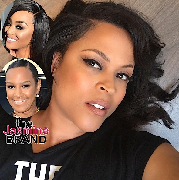 Shaunie O'Neal 'Bothered' By Jackie Christie's Controversy w/ Daughter, Denies Not Wanting Brandi Maxiell On 'Basketball Wives'