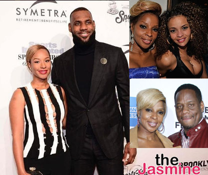 Starshell Was Trying To Date LeBron James Before Alleged Affair w/ Mary J. Blige's Husband