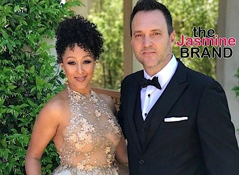 "Tamera Mowry Defends Her Husband: ""He is not racist!"""