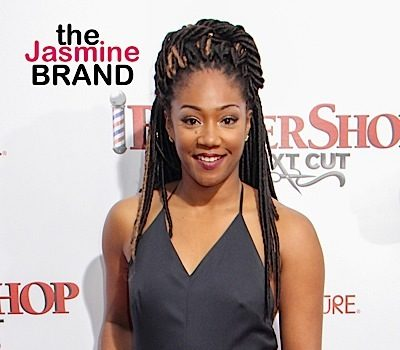 Tiffany Haddish Snags Lead Roles In 2 New Films, 'The Kitchen' & 'The Temp'