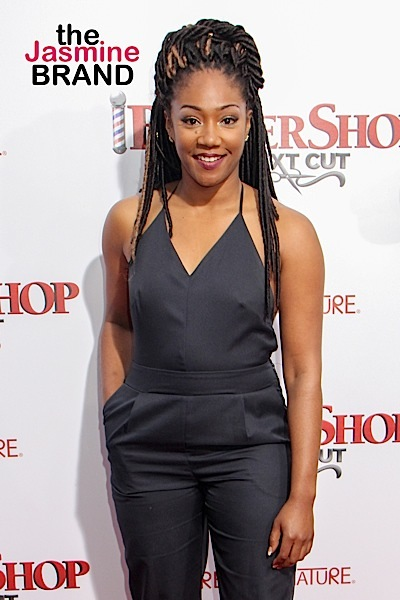 Tiffany Haddish To Executive Produce & Star In 'The Oath'