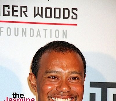 'Tiger Woods' Scripted Miniseries On The Way