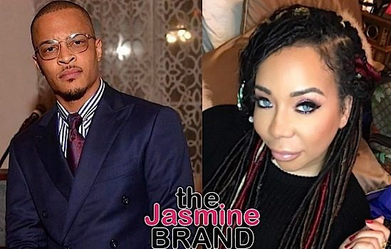 Tiny Admits Co-Parenting w/ T.I. Is Sometimes Challenging