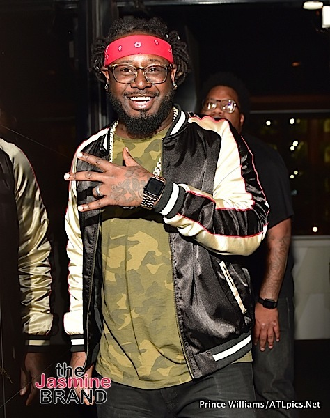 T-Pain Sues Konvict For Unpaid Royalties – You Owe Me Almost Half A Million!
