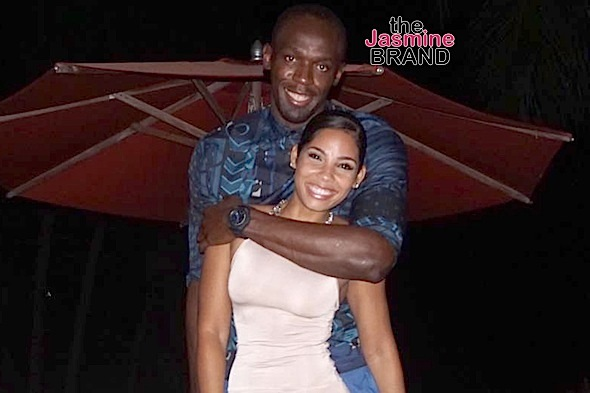 Usain Bolt Welcomes 1st Child With Girlfriend Kasi Bennett!