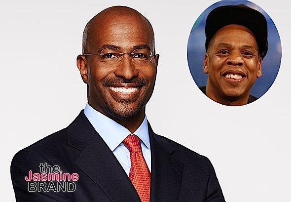 Jay Z's Roc Nation Signs CNN's Van Jones