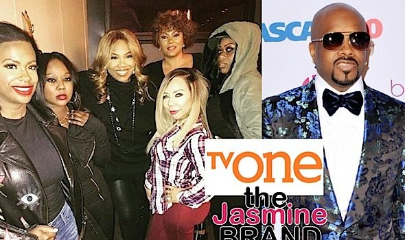 Xscape Pissed at TV One & Jermaine Dupri's Biopic, Group Creating Separate Docu w/ Mona Scott-Young