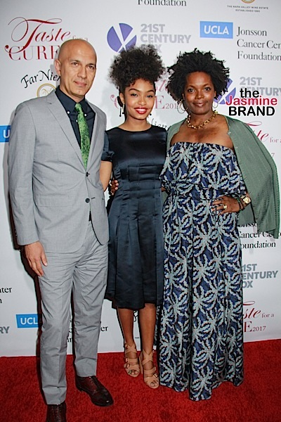 Yara Shahidi & Parents Hit Red Carpet + Adrienne Bailon, Tamera Mowry, Tasha Smith + Angela Bassett [Celebrity Stalking]