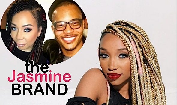 T.I. & Tiny's Daughter Was Proud Parents Shared Divorce On Reality Show: I wanted to see some messy stuff.
