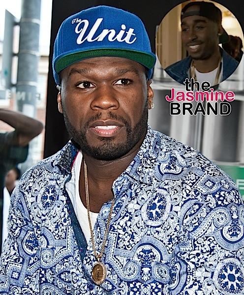 50 Cent Trashes New Tupac Film: I want my money back!