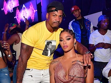 Joseline Parties w/ Stevie J Amidst Rumors of Quitting LHHATL [Spotted. Stalked. Scene.]