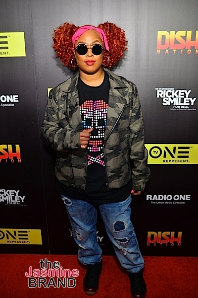EXCLUSIVE: Da Brat - Woman Who Rapper Hit In Head w/ Liquor Bottle, Wants Radio Paycheck Garnished To Pay Multi Mill Judgement