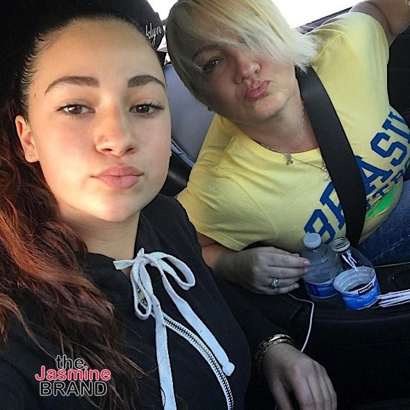 "EXCLUSIVE: ""Cash Me Outside"" Danielle Bregoli's Mom Sued Over Credit Card Debt"