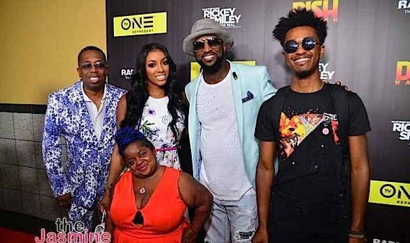 'Rickey Smiley For Real' Premiere: Da Brat, Tommie Lee, Porsha Williams, Ed Lover Attend [Photos]