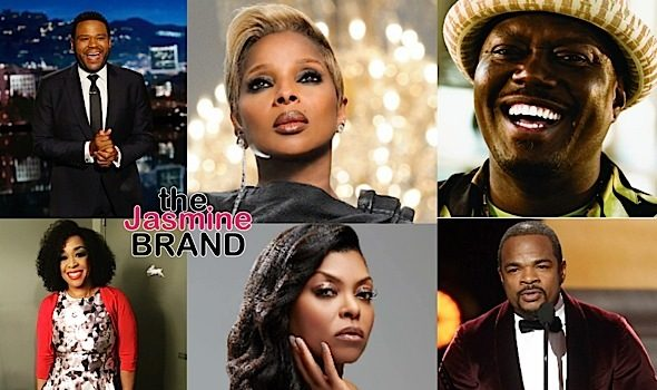 Hollywood Walk of Fame: Taraji P. Henson, Bernie Mac, Anthony Anderson, Niecy Nash, Shonda Rhimes, Mary J. Blige, Snoop Dogg, Ice T, F Gary Gray To Receive Stars!