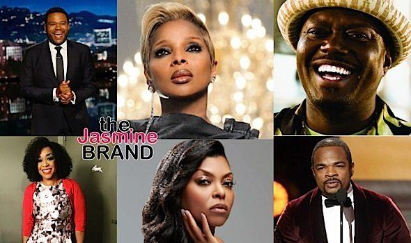 Hollywood Walk of Fame: Taraji P. Henson, Bernie Mac, Anthony Anderson, Niecy Nash, Shonda Rhimes, Mary J. Blige, Snoop Dogg, Ice T, F Gary Gray To Receive Stars!
