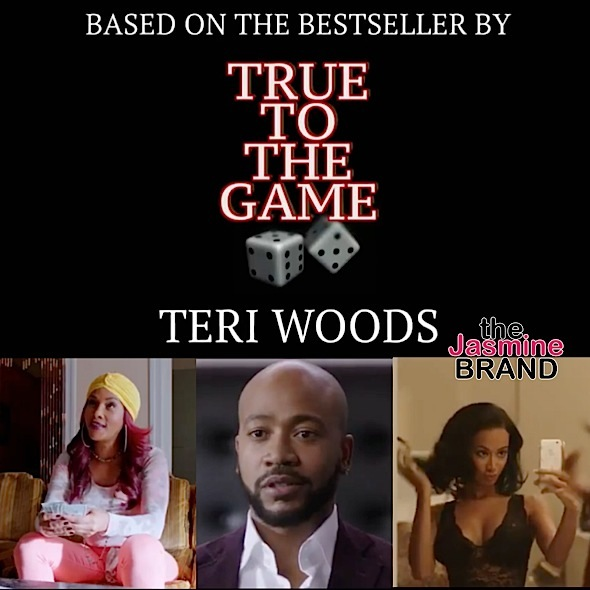 Columbus Short, Vivica A. Fox, Draya Michele Star In 'True To The Game' [Official Trailer]