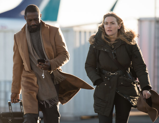 'The Mountain Between Us' Trailer Starring Idris Elba & Kate Winslet [VIDEO]