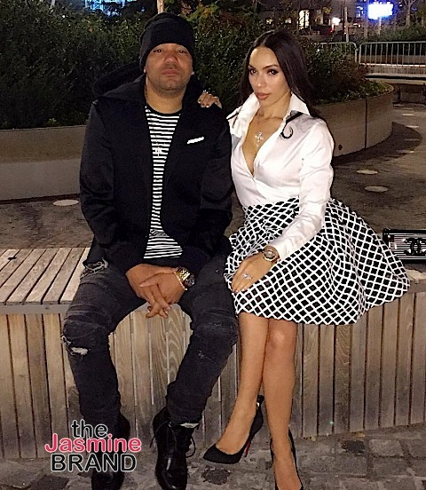 DJ Envy & Gia Casey On Overcoming Cheating: It made our relationship stronger.