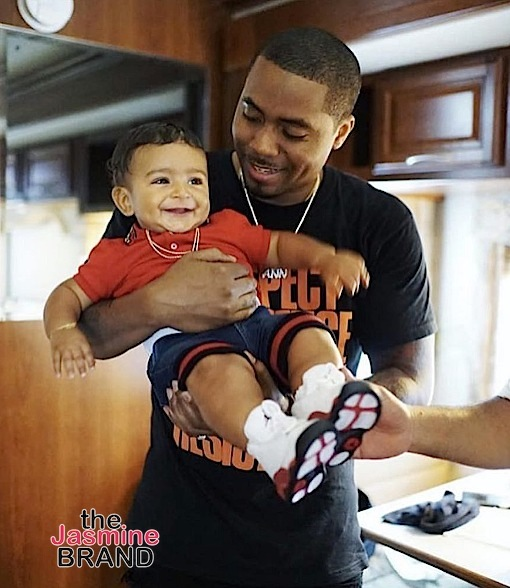 Kim Kardashian w/ Saint & North, Nas Chills w/ DJ Khaled's Famous Son + Cynthia Bailey's Daughter, Kelly Rowland's Son Titan [Celebrity Kids]