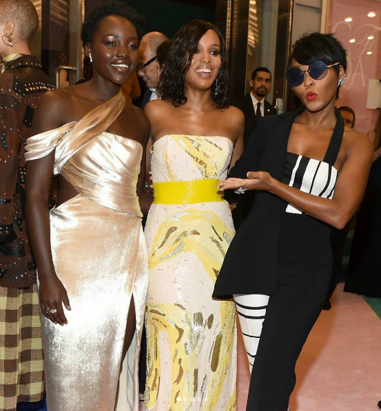 CFDA Awards: Gabrielle Union, Joan Smalls, Bella Hadid, Kerry Washington, Lupita Nyong'o, Janelle Monae
