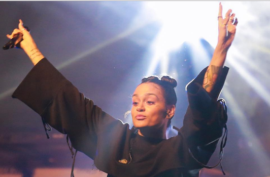 Kehlani Explains Why She Told Heckler: Get the f**k out! [VIDEO]