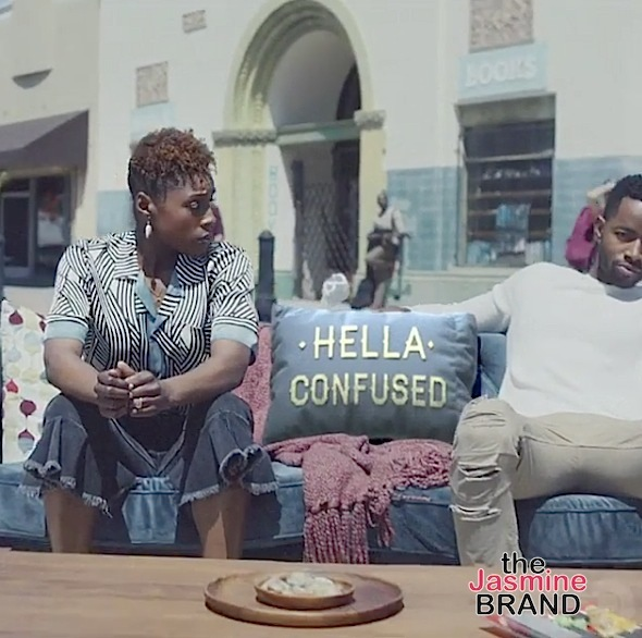 "See Issa Rae's ""Insecure"" Teaser [VIDEO]"