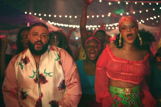 "DJ Khaled ""Wild Thoughts"" ft. Rihanna, Bryson Tiller"