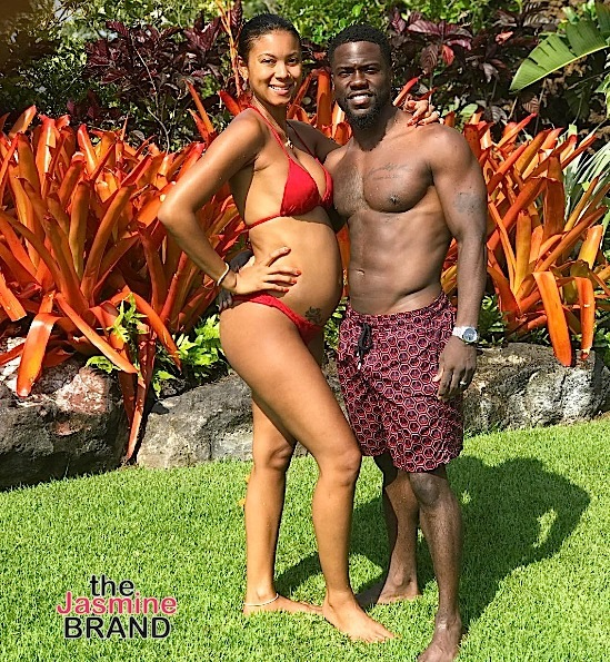 Kobe Bryant's Adorable Moment w/ Baby Bianka + Naturi Naughton & Eniko Hart's Baby Bump