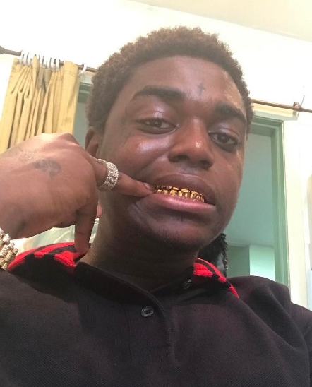 Kodak Black Arrested On Weapons Charges At Rolling Loud Festival