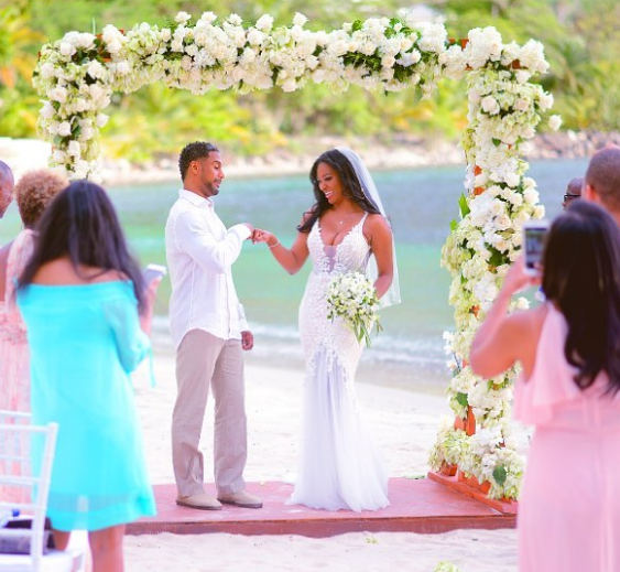 Kenya Moore Planning Large Wedding For Friends & Family