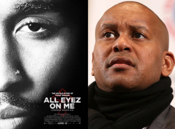 "Kevin Powell Suing ""All Eyez On ME"": They didn't pay me or give me credit!"