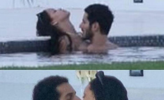 Rihanna Kisses & Vacays With Mystery Man In Spain [Spotted. Stalked. Scene.]