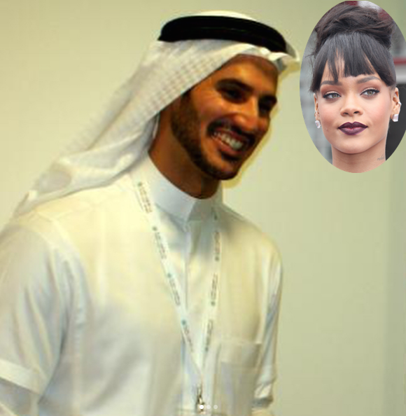 Rihanna's New Man Is A Saudi Billionaire, Dated Naomi Campbell