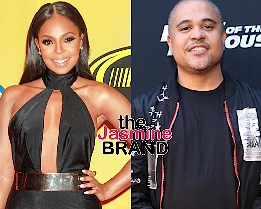 Irv Gotti Addresses Fall-Out w/ Ashanti: Nobody heard what she said to me.
