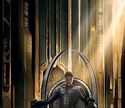 'Black Panther' Poster Released [Photo]